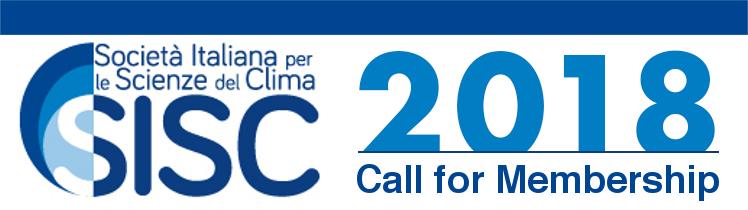 Call For Membership 2018